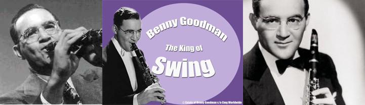 Benny Goodman Charts